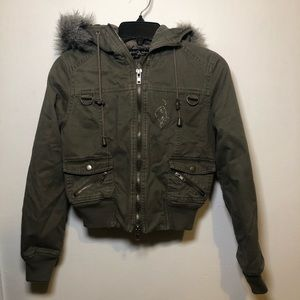 Vintage Baby Phat jacket